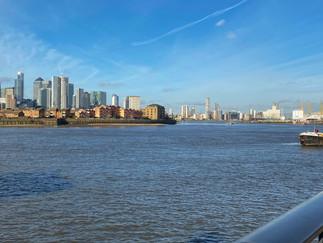 Canary Wharf & The O2