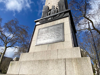 Cleopatra's Needle - presented to the UK in 1819 by the ruler of Egypt