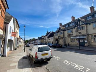 Cricklade High Street