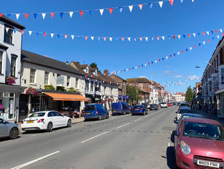 Marlow town centre