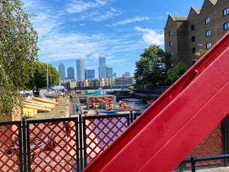 Shadwell Basin Outdoor Activity Centre