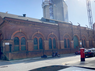 Thames Water Lots Road Pumping Station - Grade II listed