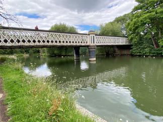 The Gasworks Bridge