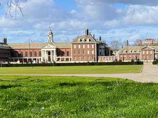 The Royal Hospital Chelsea - home of the Chelsea Pensioners