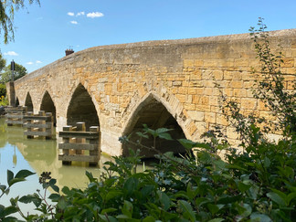 New Bridge - anything but as it's a 13th century bridge & Grade 1 listed