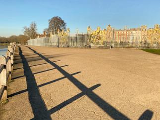 Hampton Court Tijou Screen gates