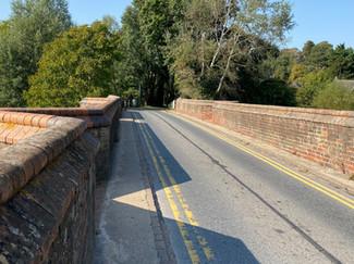 Clifton Hampden Bridge