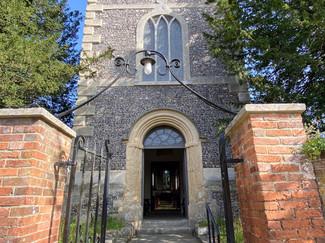 St Peter's Church Wallingford