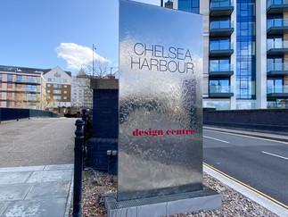 The existing Chelsea Harbour development