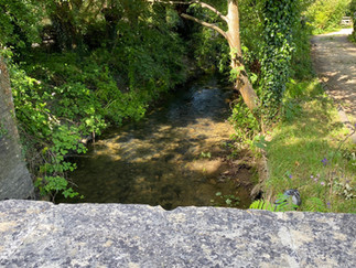 The Thames at Cricklade