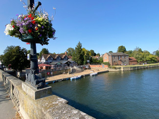 The Boathouse pub Wallingford