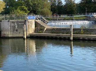 Mapledurham Lock & Weir