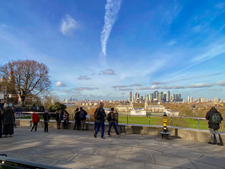 The Royal Observatory, the Prime Meridian Line & other attractions