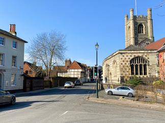 St Mary's Church Henley