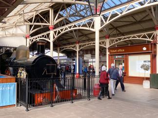 Windsor & Eton Central Station