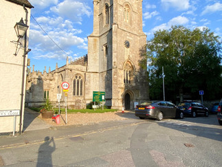 St Lawrence Church Lechlade