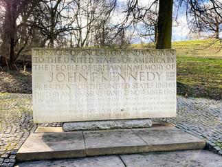The John F Kennedy Memorial