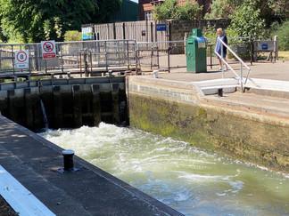 Caversham Lock