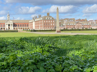 Royal Hospital Chelsea - also hosts the Chelsea Flower Show