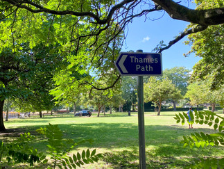 King Edward Memorial Park - welcome green space