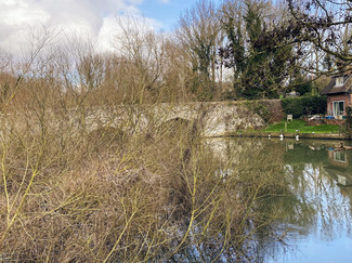 From my February walk - the original Culham Bridge built between 1416 & 1422. It's now an ancient monument