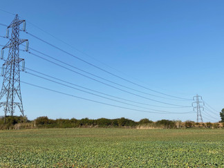 I'm close to Didcot & there are plenty of pylons