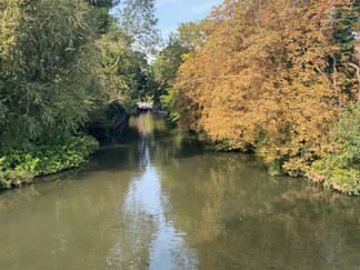 Whitchurch Lock - only accessible to boaters