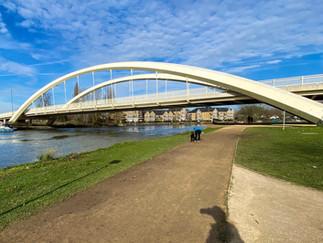 Walton Bridge - opened in 2013