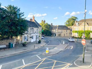 Lechlade - my base for the weekend