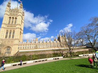 Palace of Westminster - Victoria Tower