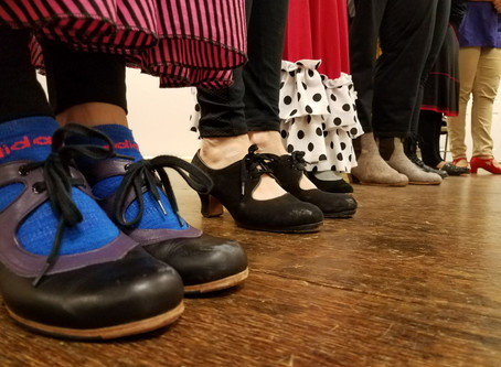 Welcome to OleCalo | A Flamenco Blog in the ATL