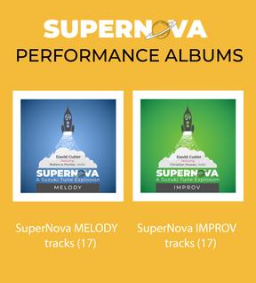 Supernova Performance Albums