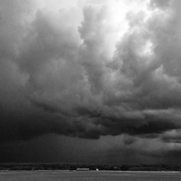 serious storm