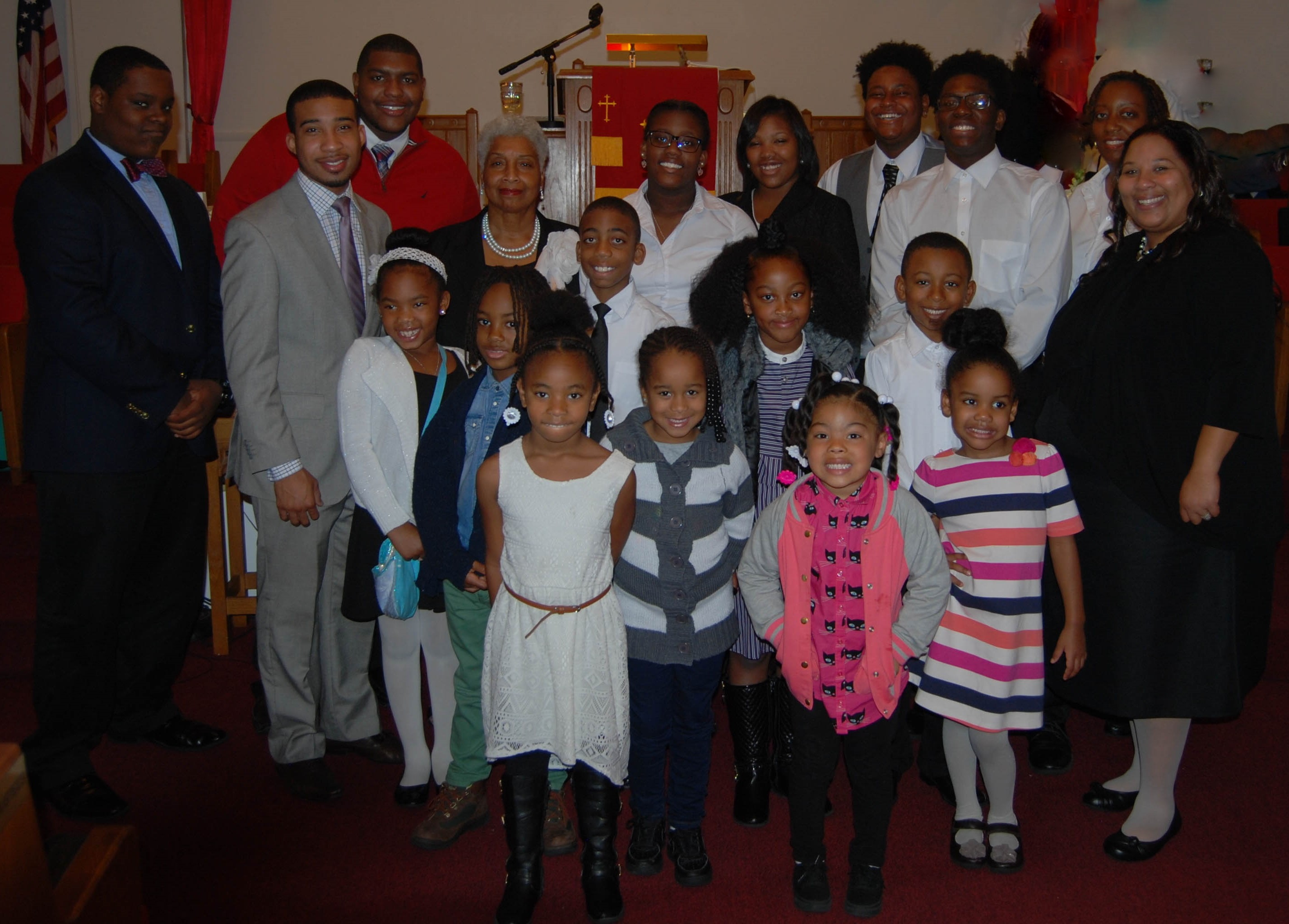 Morgan Jr. Ministry
