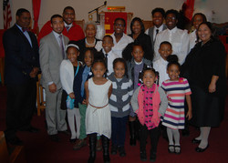 Morgan Jr. Ministry