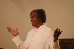 Pastor Lavina Johnson Smith