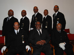 Male Usher Ministry