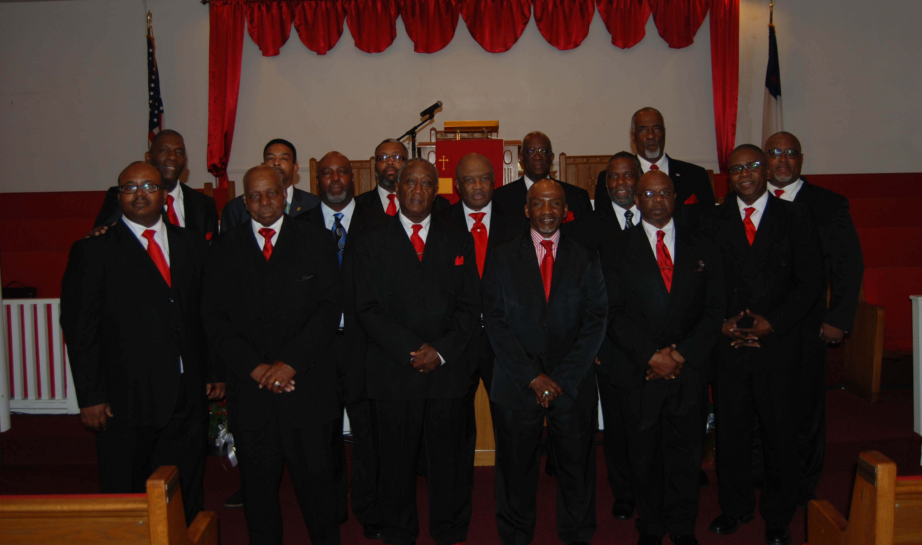 Male Chorus Ministry
