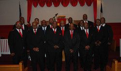 Male Chorus Ministry