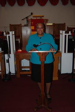 Church Clerk