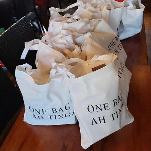 One Bag Ah Tingz Tote