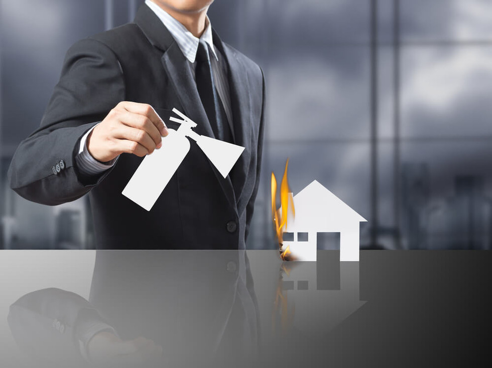 Isn't Home Insurance the same as my HDB Fire Insurance?