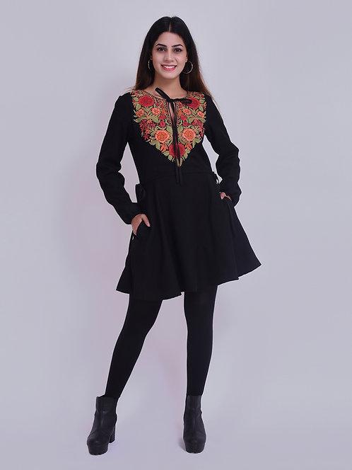 PHERAN SKATER DRESS