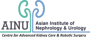 asian institute of nephrology & urology logo