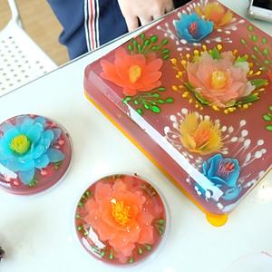 Jelly Art Workshop