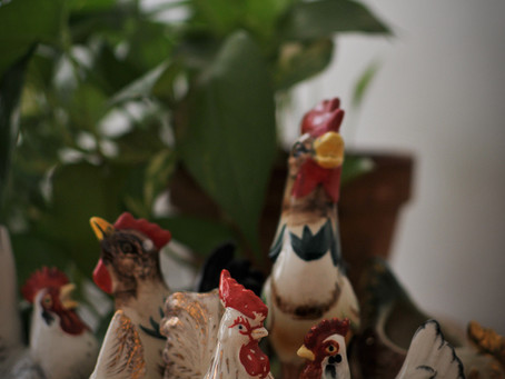What does the FIRE ROOSTER mean for you this coming year?