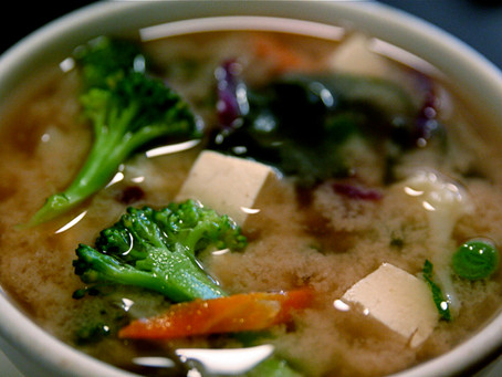 Three Health Benefits of Miso