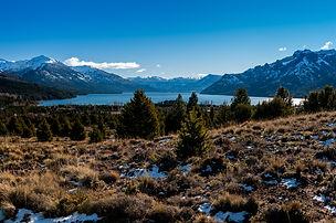 Vista al lago