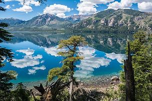 Lago espejado
