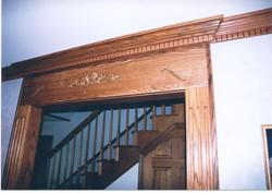 Door Header - Victorian
